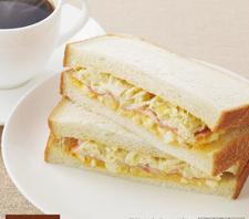 たまご&チーズコースローのサンド.png